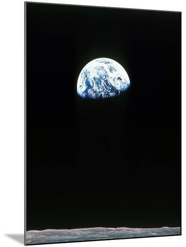 Apollo 11--Mounted Photographic Print