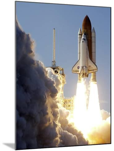 Space Shuttle-Terry Renna-Mounted Photographic Print