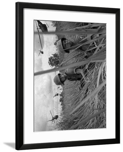 Vietnam War-Associated Press-Framed Art Print