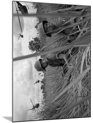 Vietnam War-Associated Press-Mounted Photographic Print