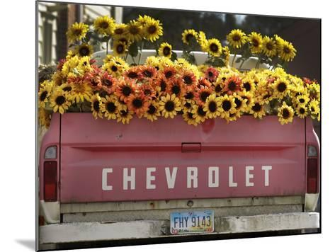 Chevrolet-Amy Sancetta-Mounted Photographic Print
