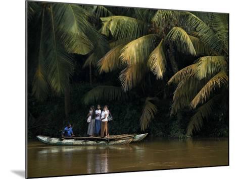 APTOPIX Sri Lanka Daily Life-Eranga Jayawardena-Mounted Photographic Print