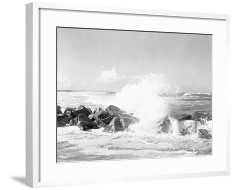 Hurricanes 1950-1957-Jim Kerlin-Framed Art Print
