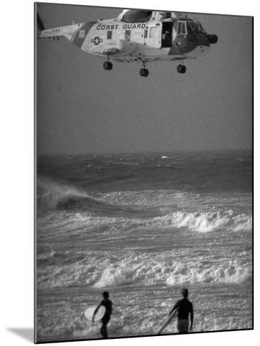 Hurricane Belle 1976-Ed Bailey-Mounted Photographic Print
