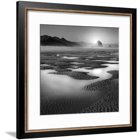 Path-Moises Levy-Framed Art Print