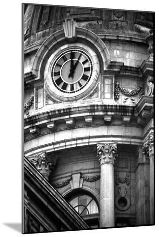 Police Building, NYC-Jeff Pica-Mounted Photographic Print