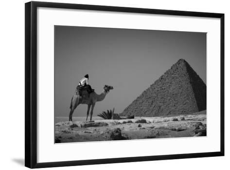 Looking Back-Dan Ballard-Framed Art Print