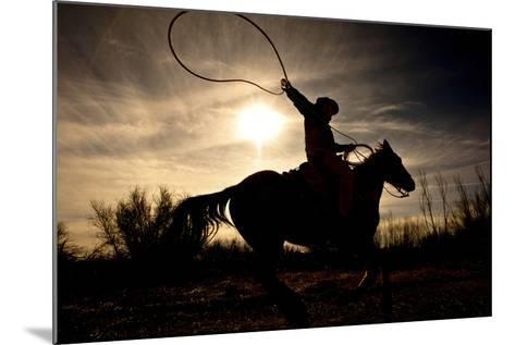 Let Her Fly-Dan Ballard-Mounted Photographic Print