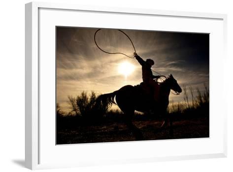 Let Her Fly-Dan Ballard-Framed Art Print