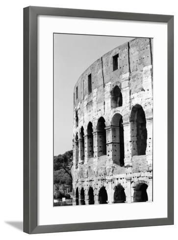 Rome Triptych A-Jeff Pica-Framed Art Print