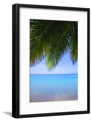 Palm Tree--Framed Art Print