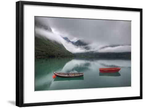 Norway XXVI-Maciej Duczynski-Framed Art Print