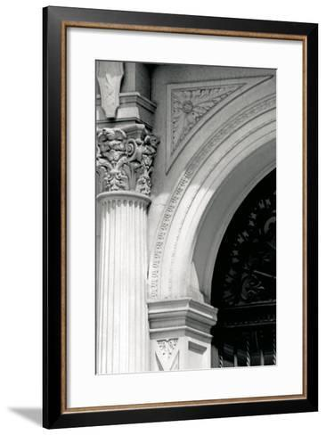 Dupont Circle A-Jeff Pica-Framed Art Print