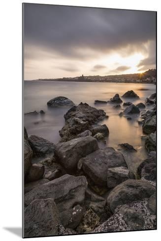 Sunset-Giuseppe Torre-Mounted Photographic Print