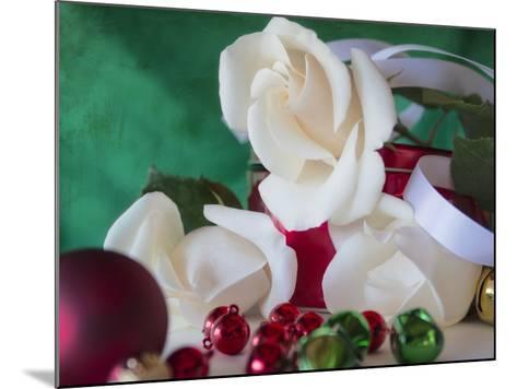 Holiday White-Bob Rouse-Mounted Photographic Print