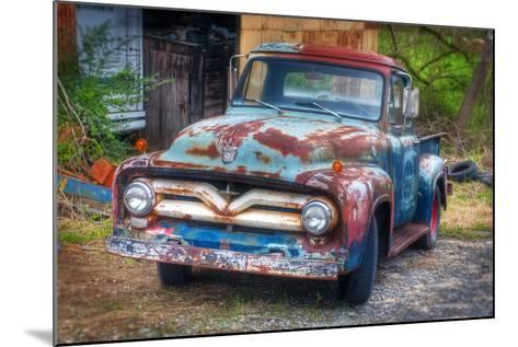 Ford Truck-Bob Rouse-Mounted Photographic Print
