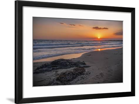 The End of the Sun-Giuseppe Torre-Framed Art Print