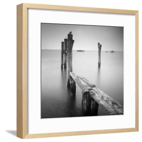 Venice Path-Nina Papiorek-Framed Art Print