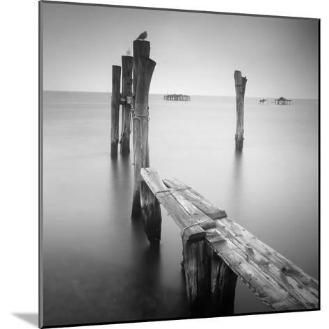 Venice Path-Nina Papiorek-Mounted Photographic Print