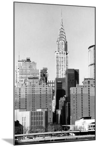 Chrysler Building-Jeff Pica-Mounted Photographic Print