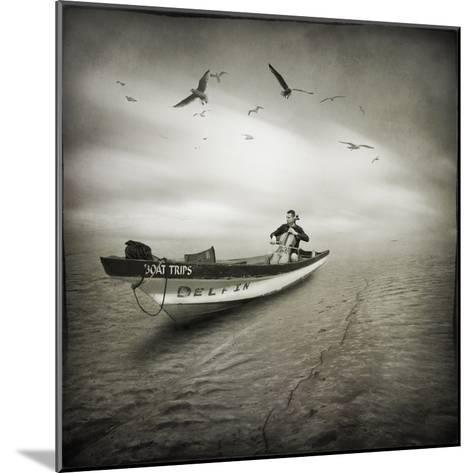 Cello Sophia-Moises Levy-Mounted Photographic Print