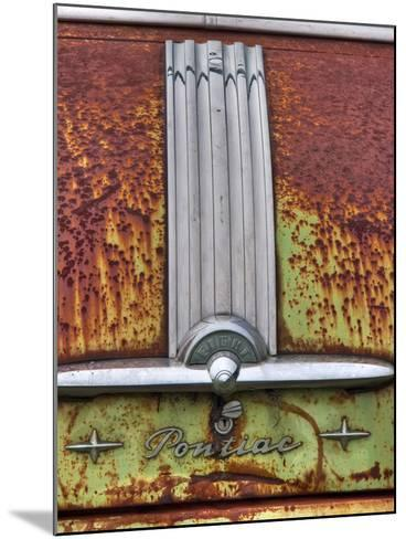 Pontiac Trunk Lid-Bob Rouse-Mounted Photographic Print