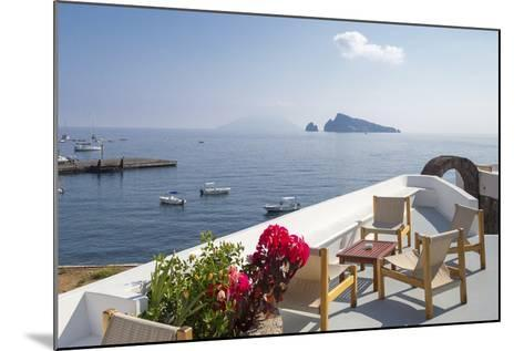 Panarea - Wide-Giuseppe Torre-Mounted Photographic Print