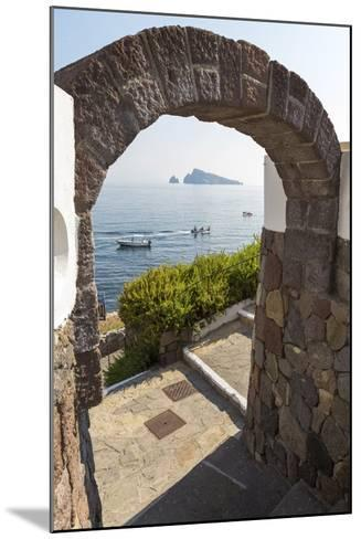 Panarea - the Door-Giuseppe Torre-Mounted Photographic Print