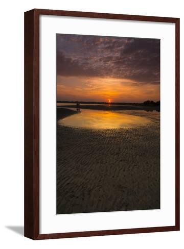 Ripples and Rays-Eye Of The Mind Photography-Framed Art Print
