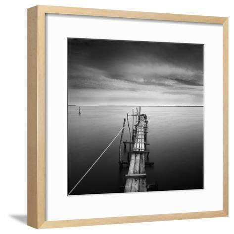 Direction-Moises Levy-Framed Art Print