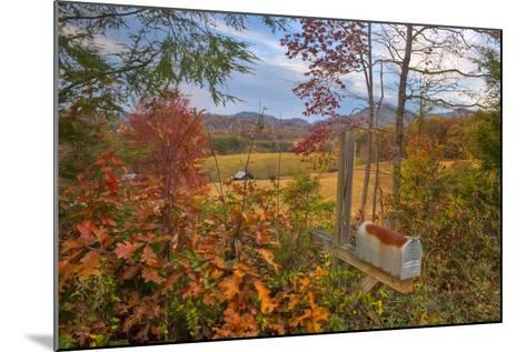 Mailbox-Bob Rouse-Mounted Photographic Print