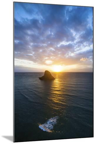 Chinamans Hat Sunrise-Cameron Brooks-Mounted Photographic Print