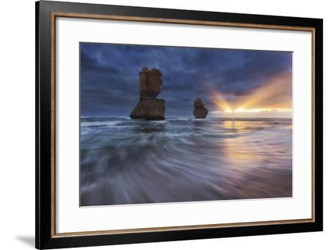Gibsons Steps- Everlook Photography-Framed Art Print