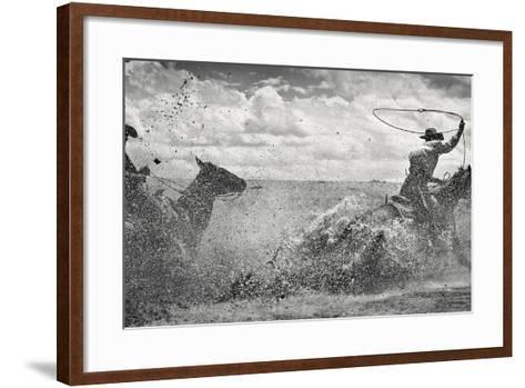 What it Takes-Dan Ballard-Framed Art Print