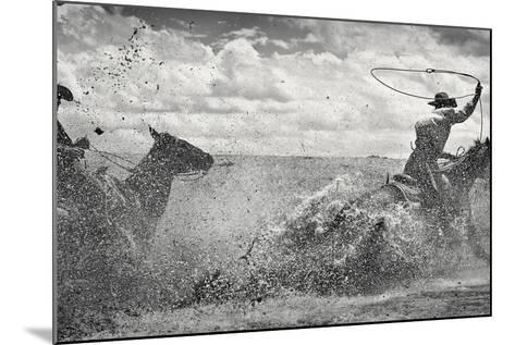 What it Takes-Dan Ballard-Mounted Photographic Print