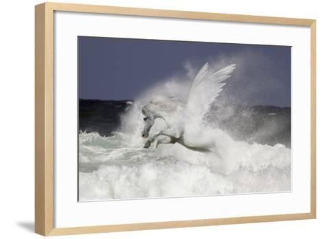 Fantasy Horses 39-Bob Langrish-Framed Art Print