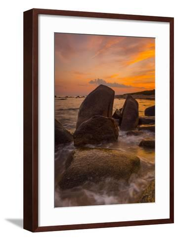 When the Storm Clears-Eye Of The Mind Photography-Framed Art Print