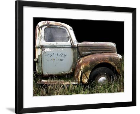 1947 Ford 1 Ton-Larry Hunter-Framed Art Print