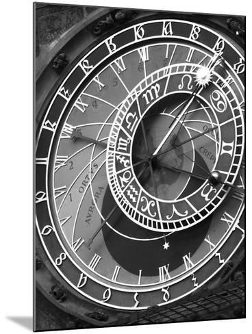 Astronomic Watch Prague 11-Moises Levy-Mounted Photographic Print