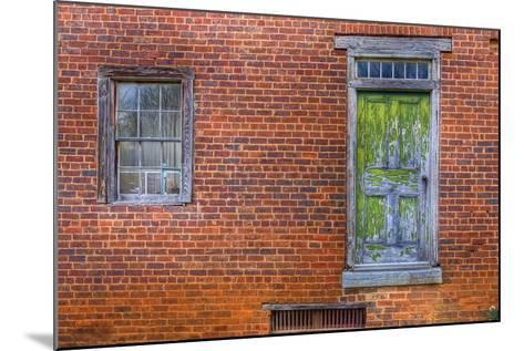 Window and Door-Bob Rouse-Mounted Photographic Print