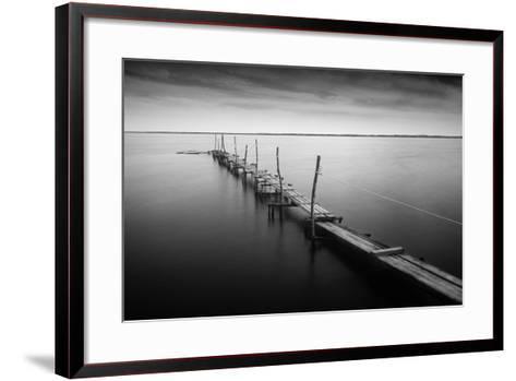3 Palos-Moises Levy-Framed Art Print