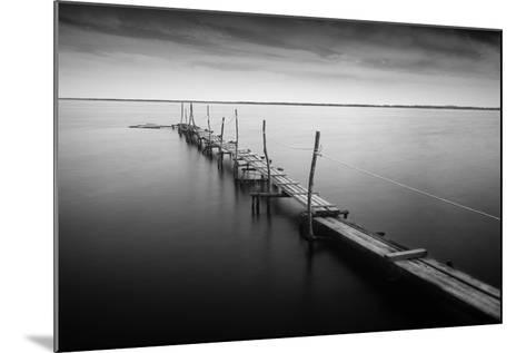 3 Palos-Moises Levy-Mounted Photographic Print