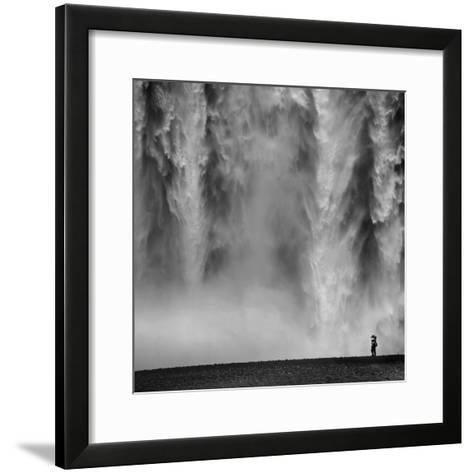 Iceland-Maciej Duczynski-Framed Art Print