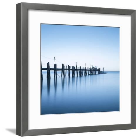 China Camp Pano 2 of 3-Moises Levy-Framed Art Print