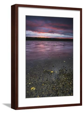 Emerging-Eye Of The Mind Photography-Framed Art Print