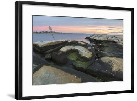 Allure-Eye Of The Mind Photography-Framed Art Print
