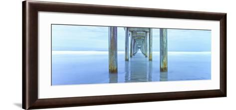 Sea Door Pano-Moises Levy-Framed Art Print