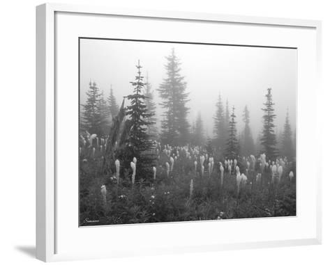 Glacier 7-Gordon Semmens-Framed Art Print