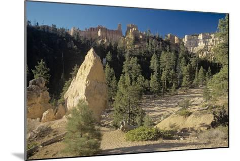 Bryce Canyon-Gordon Semmens-Mounted Photographic Print