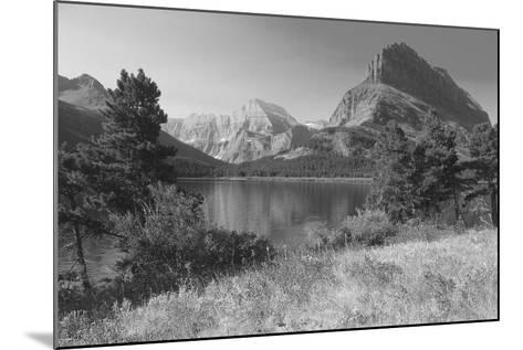 Glacier 4-Gordon Semmens-Mounted Photographic Print